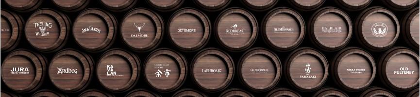 Whisky par marques