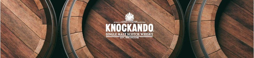 Whisky KNOCKANDO - Distillerie Ecossaise - Mon Whisky