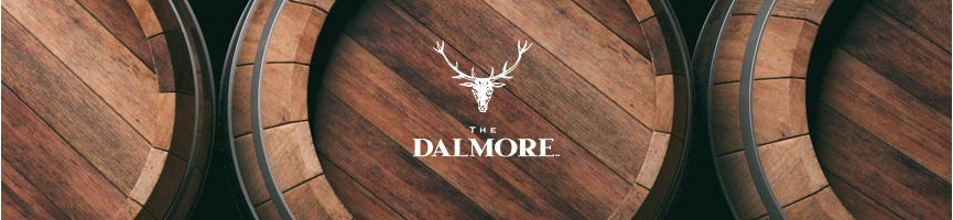 Sélection de whiskies DALMORE - Distillerie Ecossaise - Mon Whisky
