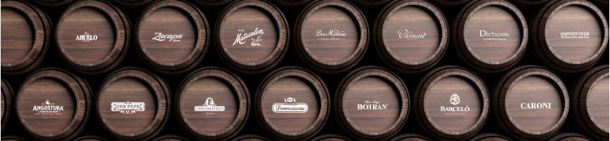 Rhum par distilleries
