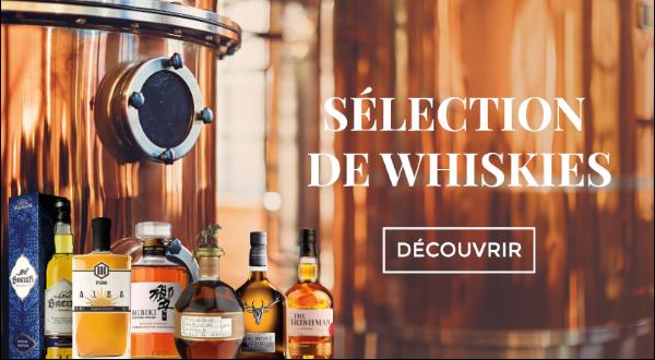 Selection de whisky