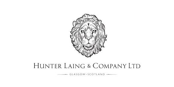 Logo Hunter Laing