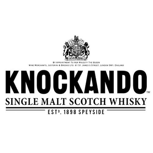 Logo de la distillerie Knockando