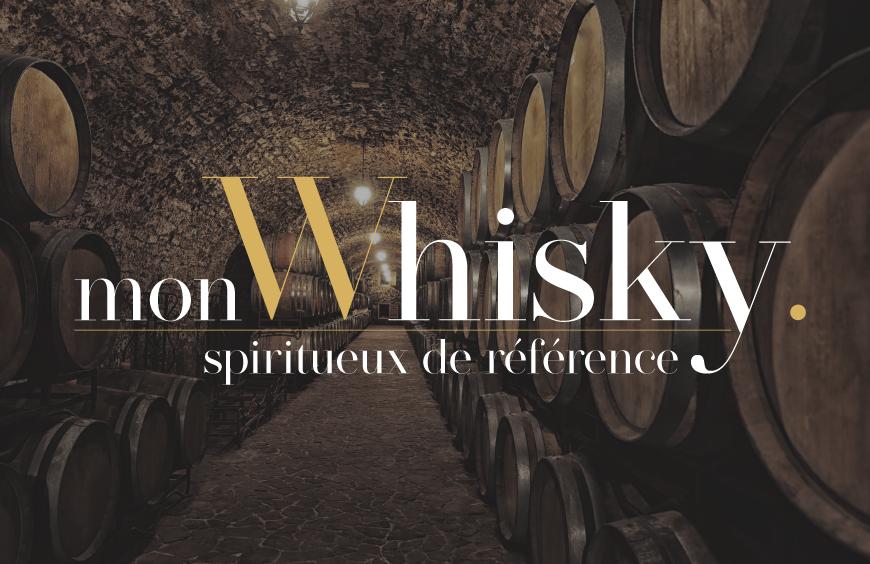 Mon Whisky, une nouvelle image pour mieux sublimer nos produits.